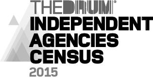 The Drum Independent Agencies Census logo